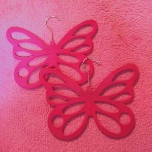 BOGO💗scarf butterfly hangers